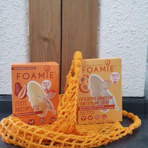Foamie Set Orange