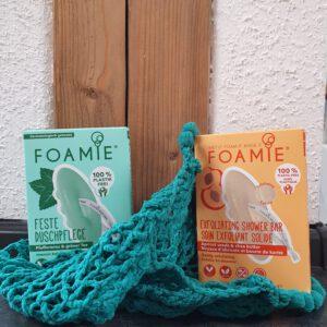 Foamie Set Grün